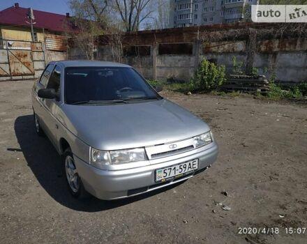 Сірий ВАЗ 2110, об'ємом двигуна 1.5 л та пробігом 90 тис. км за 3300 $, фото 1 на Automoto.ua