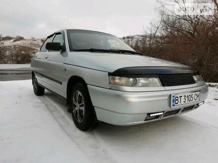 Серый ВАЗ 2110, объемом двигателя 1.5 л и пробегом 150 тыс. км за 3200 $, фото 1 на Automoto.ua