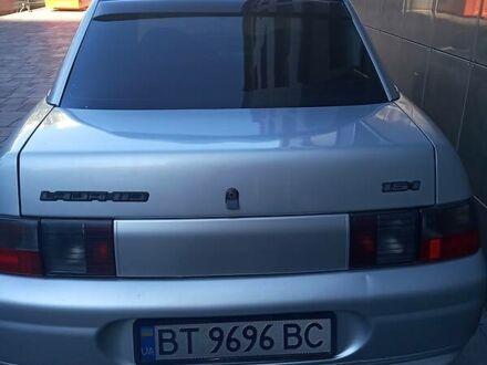 Серый ВАЗ 2110, объемом двигателя 1.6 л и пробегом 150 тыс. км за 3600 $, фото 1 на Automoto.ua