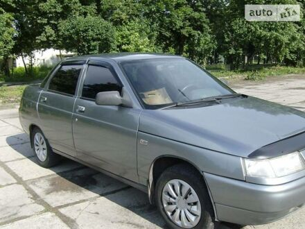 Серый ВАЗ 2110, объемом двигателя 0 л и пробегом 200 тыс. км за 2950 $, фото 1 на Automoto.ua