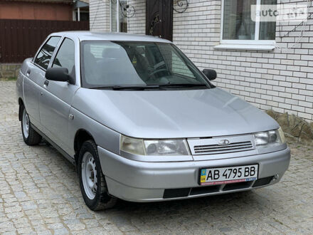 Сірий ВАЗ 2110, об'ємом двигуна 1.6 л та пробігом 109 тис. км за 3350 $, фото 1 на Automoto.ua