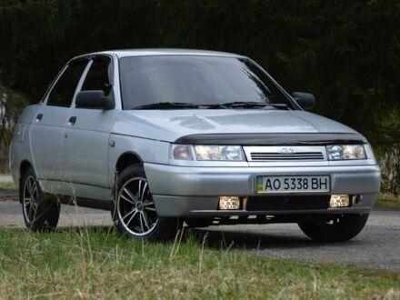 Сірий ВАЗ 2110, об'ємом двигуна 1.6 л та пробігом 114 тис. км за 4200 $, фото 1 на Automoto.ua