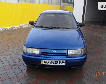 Синий ВАЗ 2110, объемом двигателя 0 л и пробегом 175 тыс. км за 1899 $, фото 1 на Automoto.ua