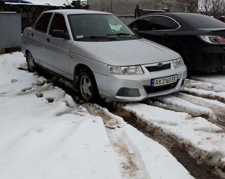 Срібний ВАЗ 2110, об'ємом двигуна 1.6 л та пробігом 52 тис. км за 4650 $, фото 1 на Automoto.ua