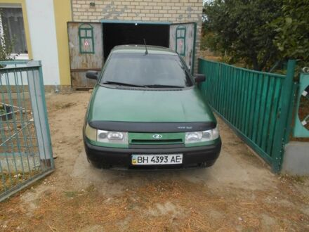 Зеленый ВАЗ 2110, объемом двигателя 1.5 л и пробегом 100 тыс. км за 1829 $, фото 1 на Automoto.ua