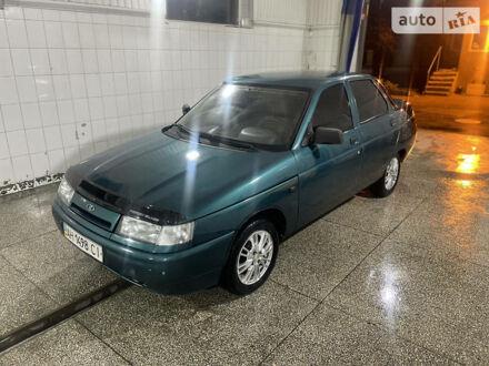 Зеленый ВАЗ 2110, объемом двигателя 1.52 л и пробегом 160 тыс. км за 2250 $, фото 1 на Automoto.ua