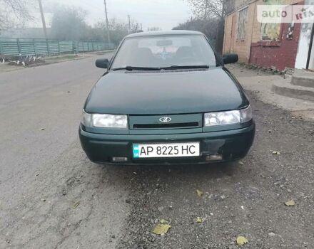Зеленый ВАЗ 2110, объемом двигателя 1.5 л и пробегом 250 тыс. км за 2650 $, фото 1 на Automoto.ua