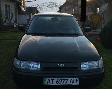 Зеленый ВАЗ 2110, объемом двигателя 0 л и пробегом 202 тыс. км за 3000 $, фото 1 на Automoto.ua
