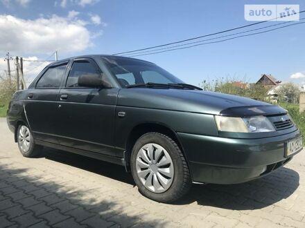 Зеленый ВАЗ 2110, объемом двигателя 1.6 л и пробегом 117 тыс. км за 3799 $, фото 1 на Automoto.ua