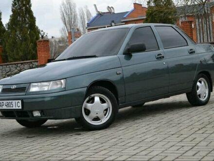 Зелений ВАЗ 2110, об'ємом двигуна 1.6 л та пробігом 166 тис. км за 1431 $, фото 1 на Automoto.ua