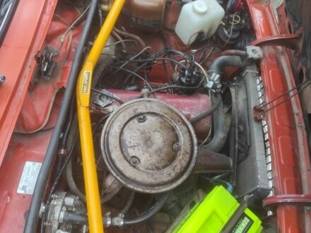 Красный ВАЗ 21108, объемом двигателя 1.6 л и пробегом 1 тыс. км за 1200 $, фото 1 на Automoto.ua