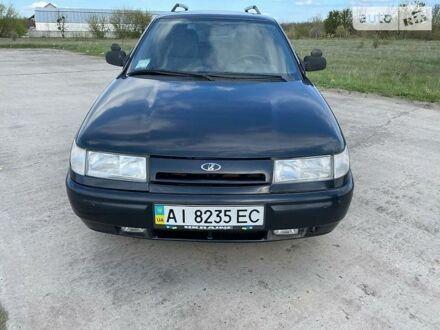 Черный ВАЗ 2111, объемом двигателя 1.6 л и пробегом 88 тыс. км за 3850 $, фото 1 на Automoto.ua