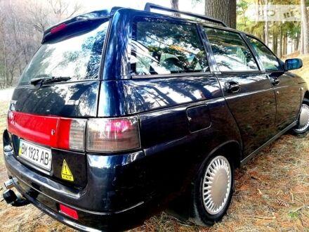 Чорний ВАЗ 2111, об'ємом двигуна 1.6 л та пробігом 179 тис. км за 3100 $, фото 1 на Automoto.ua