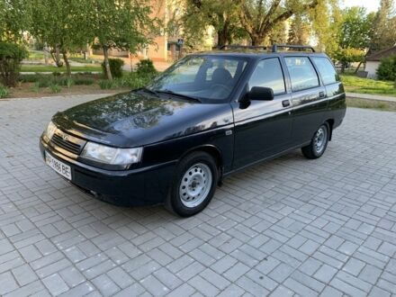 Черный ВАЗ 2111, объемом двигателя 1.6 л и пробегом 1 тыс. км за 3600 $, фото 1 на Automoto.ua