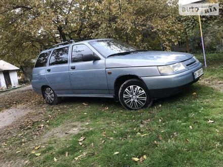 Серый ВАЗ 2111, объемом двигателя 1.5 л и пробегом 192 тыс. км за 2700 $, фото 1 на Automoto.ua