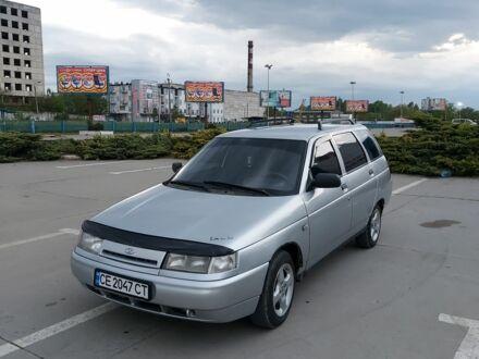 Серый ВАЗ 2111, объемом двигателя 1.6 л и пробегом 145 тыс. км за 2800 $, фото 1 на Automoto.ua