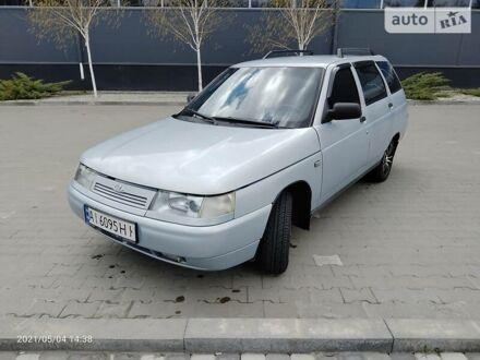 Серый ВАЗ 2111, объемом двигателя 1.6 л и пробегом 370 тыс. км за 2900 $, фото 1 на Automoto.ua