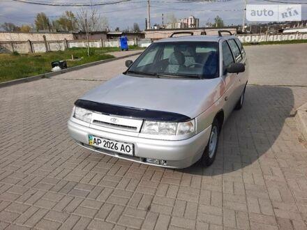 Серый ВАЗ 2111, объемом двигателя 1.6 л и пробегом 109 тыс. км за 4300 $, фото 1 на Automoto.ua