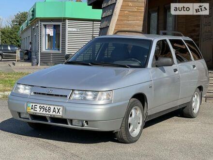 Серый ВАЗ 2111, объемом двигателя 1.6 л и пробегом 166 тыс. км за 3500 $, фото 1 на Automoto.ua