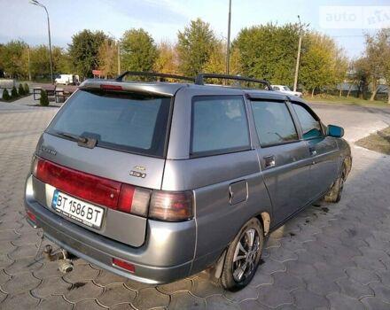 Серый ВАЗ 2111, объемом двигателя 1.6 л и пробегом 200 тыс. км за 3300 $, фото 1 на Automoto.ua