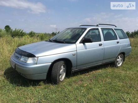 Серый ВАЗ 2111, объемом двигателя 1.6 л и пробегом 179 тыс. км за 2800 $, фото 1 на Automoto.ua