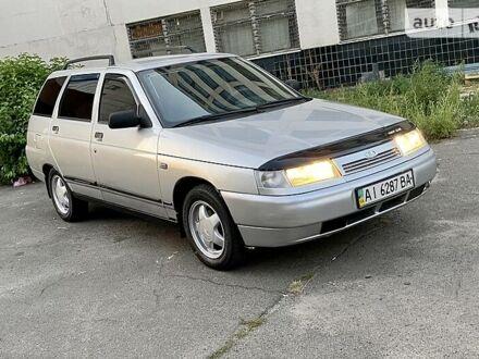 Серый ВАЗ 2111, объемом двигателя 0 л и пробегом 197 тыс. км за 2950 $, фото 1 на Automoto.ua