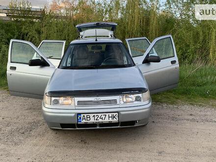 Серый ВАЗ 2111, объемом двигателя 1.6 л и пробегом 87 тыс. км за 3450 $, фото 1 на Automoto.ua