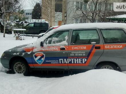 Серый ВАЗ 2111, объемом двигателя 1.6 л и пробегом 75 тыс. км за 3300 $, фото 1 на Automoto.ua