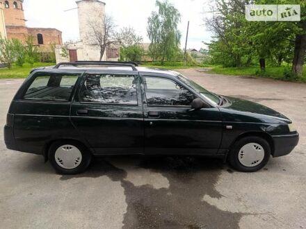 Зеленый ВАЗ 2111, объемом двигателя 1.5 л и пробегом 38 тыс. км за 3550 $, фото 1 на Automoto.ua