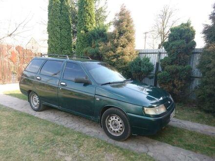 Зелений ВАЗ 2111, об'ємом двигуна 1.5 л та пробігом 92 тис. км за 2600 $, фото 1 на Automoto.ua