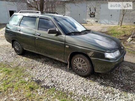 Зеленый ВАЗ 2111, объемом двигателя 1.6 л и пробегом 280 тыс. км за 2950 $, фото 1 на Automoto.ua