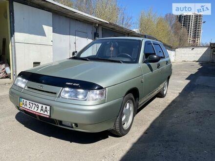 Зеленый ВАЗ 2111, объемом двигателя 1.6 л и пробегом 70 тыс. км за 4500 $, фото 1 на Automoto.ua