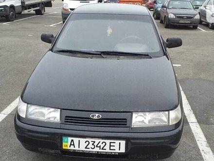 Черный ВАЗ 2112, объемом двигателя 1.6 л и пробегом 225 тыс. км за 3200 $, фото 1 на Automoto.ua