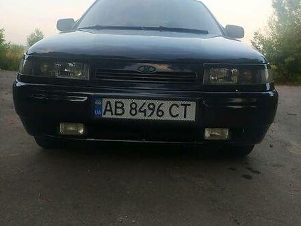 Чорний ВАЗ 2112, об'ємом двигуна 1.6 л та пробігом 160 тис. км за 3500 $, фото 1 на Automoto.ua
