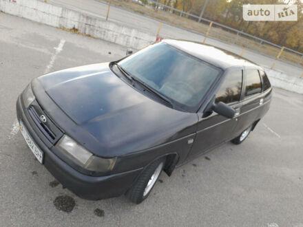Чорний ВАЗ 2112, об'ємом двигуна 1.6 л та пробігом 140 тис. км за 2000 $, фото 1 на Automoto.ua