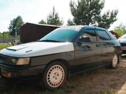 Черный ВАЗ 2112, объемом двигателя 1.6 л и пробегом 150 тыс. км за 2500 $, фото 1 на Automoto.ua