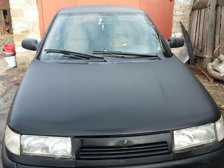 Черный ВАЗ 2112, объемом двигателя 1.6 л и пробегом 170 тыс. км за 2500 $, фото 1 на Automoto.ua