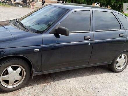 Черный ВАЗ 2112, объемом двигателя 1.6 л и пробегом 160 тыс. км за 2500 $, фото 1 на Automoto.ua