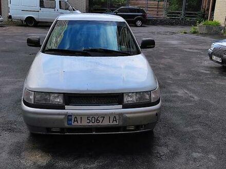 Серый ВАЗ 2112, объемом двигателя 1.6 л и пробегом 304 тыс. км за 3000 $, фото 1 на Automoto.ua