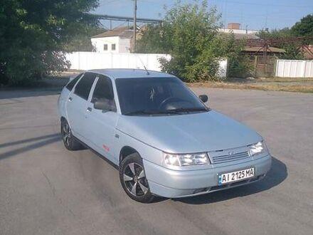 Серый ВАЗ 2112, объемом двигателя 1.6 л и пробегом 86 тыс. км за 3550 $, фото 1 на Automoto.ua