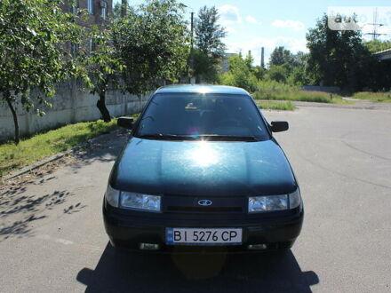 Зеленый ВАЗ 2112, объемом двигателя 1.6 л и пробегом 119 тыс. км за 2950 $, фото 1 на Automoto.ua