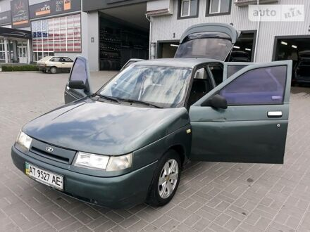 Зелений ВАЗ 2112, об'ємом двигуна 1.6 л та пробігом 200 тис. км за 1990 $, фото 1 на Automoto.ua