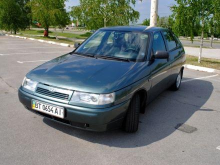 Зелений ВАЗ 2112, об'ємом двигуна 1.6 л та пробігом 71 тис. км за 4900 $, фото 1 на Automoto.ua