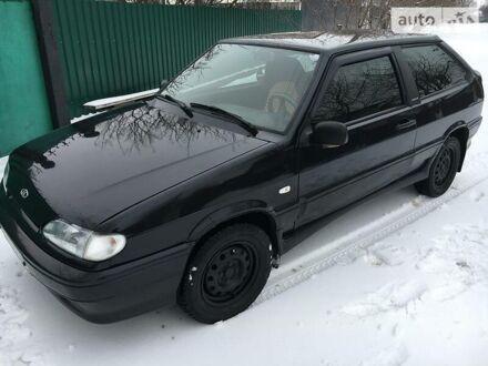 Чорний ВАЗ 2113, об'ємом двигуна 1.5 л та пробігом 149 тис. км за 2550 $, фото 1 на Automoto.ua