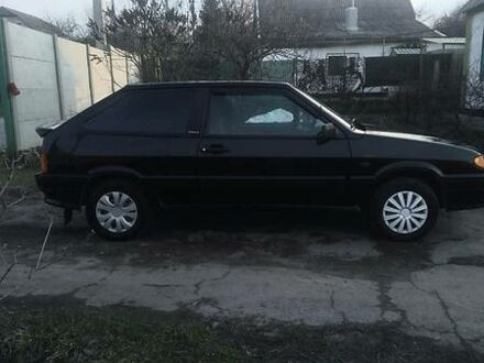 Чорний ВАЗ 2113, об'ємом двигуна 0 л та пробігом 79 тис. км за 4800 $, фото 1 на Automoto.ua