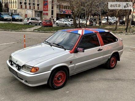 Сірий ВАЗ 2113, об'ємом двигуна 1.7 л та пробігом 210 тис. км за 2800 $, фото 1 на Automoto.ua