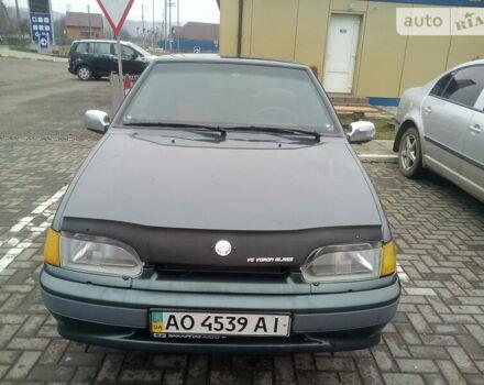 Зеленый ВАЗ 2113, объемом двигателя 1.6 л и пробегом 154 тыс. км за 3000 $, фото 1 на Automoto.ua