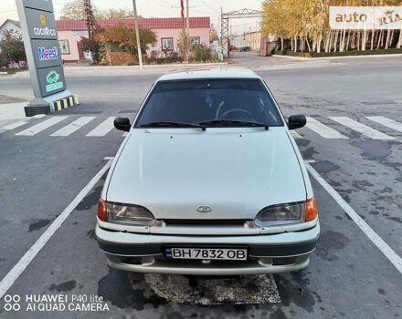 Серый ВАЗ 2114, объемом двигателя 1.5 л и пробегом 252 тыс. км за 2800 $, фото 1 на Automoto.ua