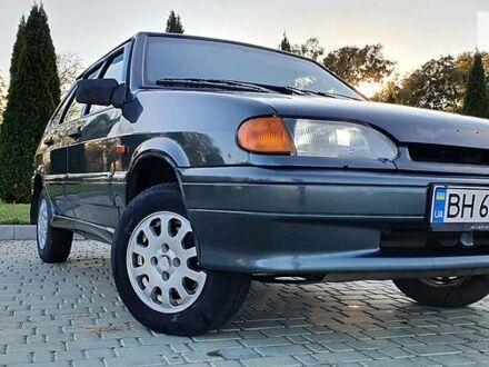 Серый ВАЗ 2114, объемом двигателя 1.6 л и пробегом 152 тыс. км за 2950 $, фото 1 на Automoto.ua
