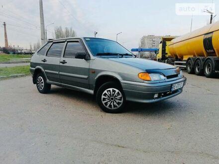 Сірий ВАЗ 2114, об'ємом двигуна 1.6 л та пробігом 180 тис. км за 3200 $, фото 1 на Automoto.ua